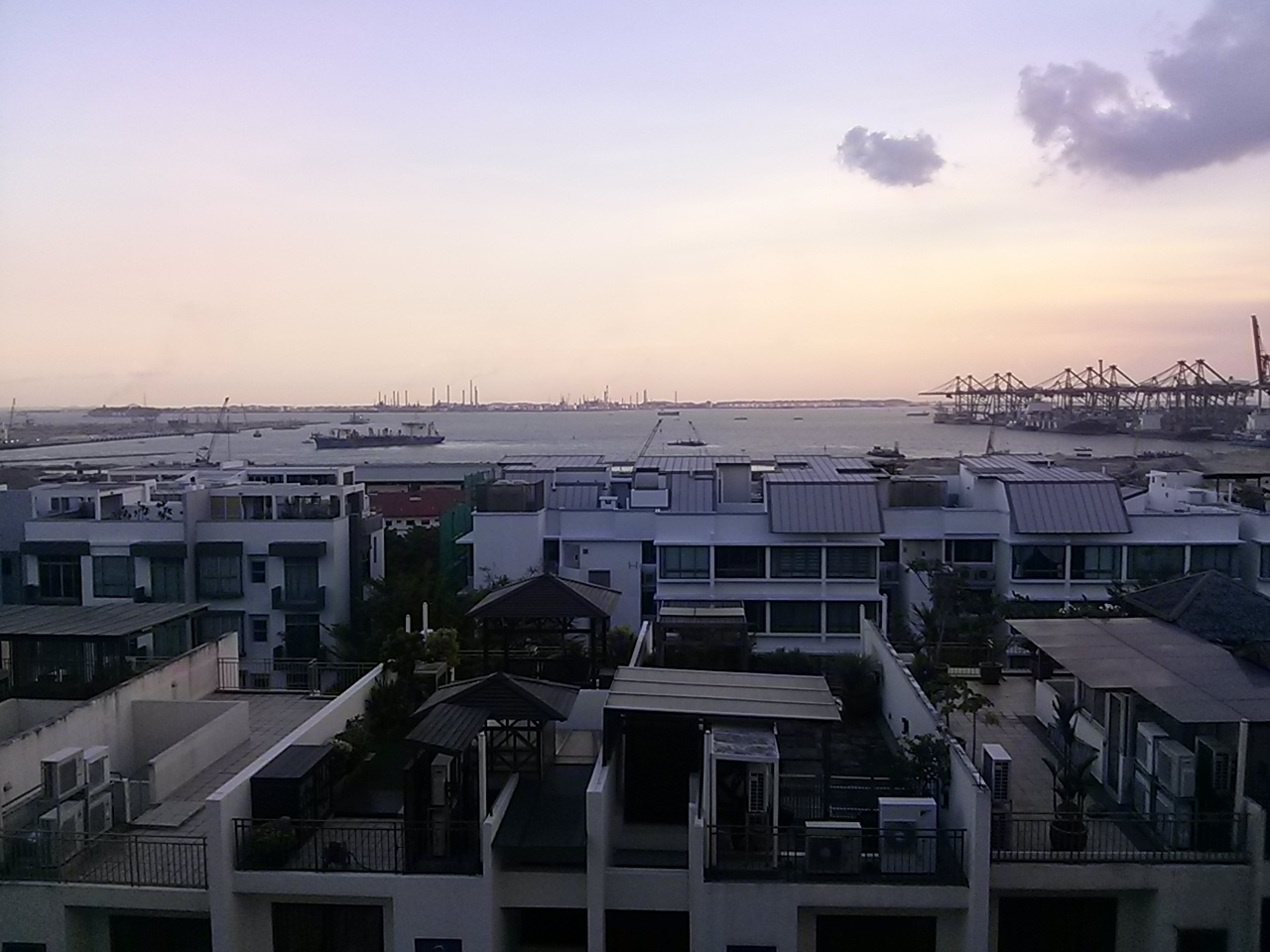 Apartment with Bay view
